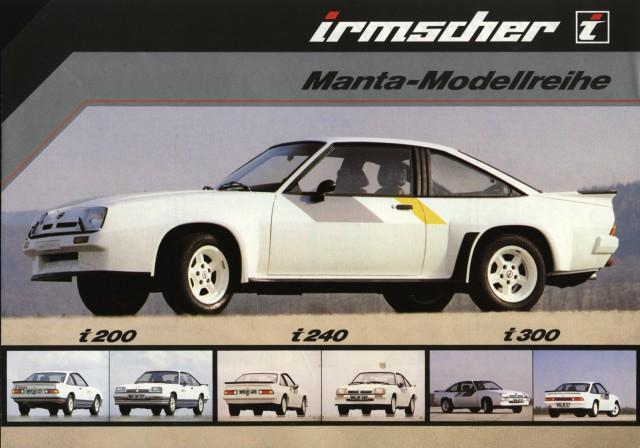irmscher_opel_manta_b_modellen